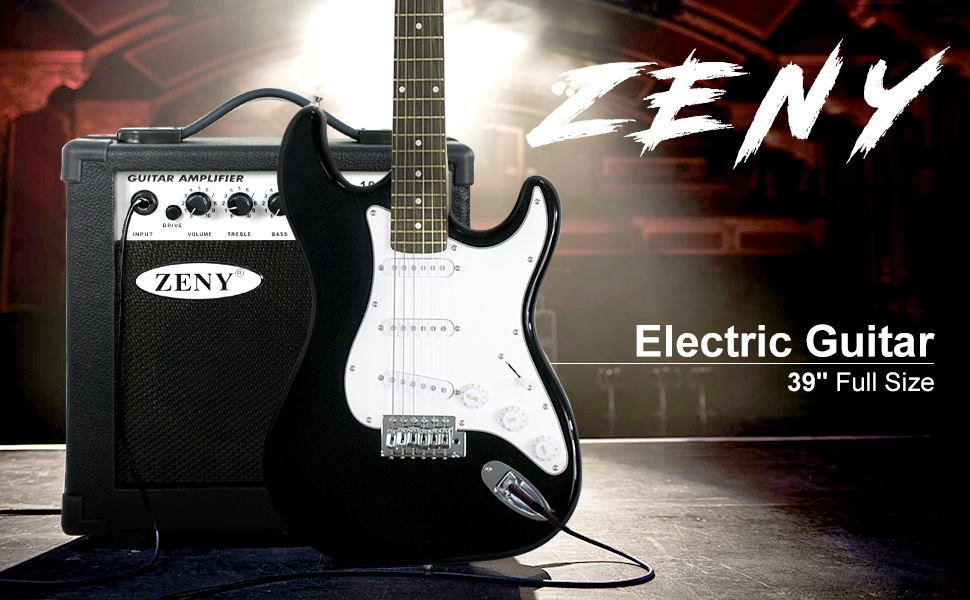 ZENY Electric Guitar