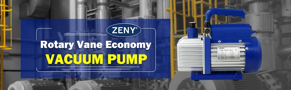 Amazon.com: Bomba de vacío económica Zeny, de ...