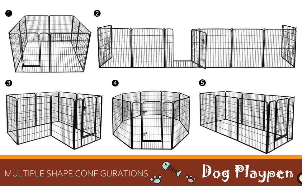 5 Shape Configurations