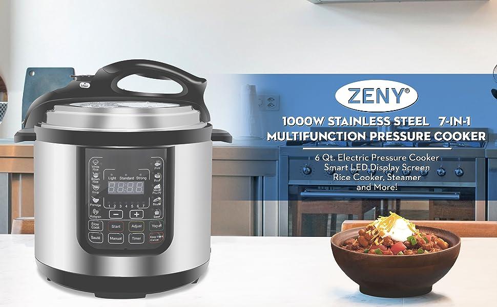 ZENY Pressure Cooker