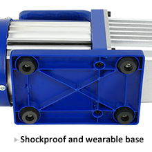 Shock-Proof and Wear-Resistant Base
