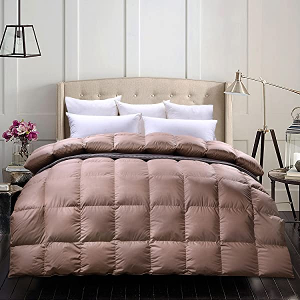 cu0026w luxurious kingcal king size down comforter