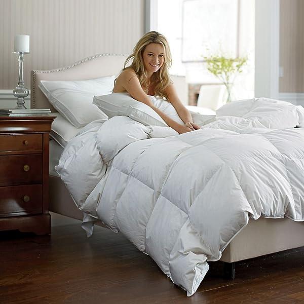 cu0026w luxurious goose down comforter king size down comforter 800tc