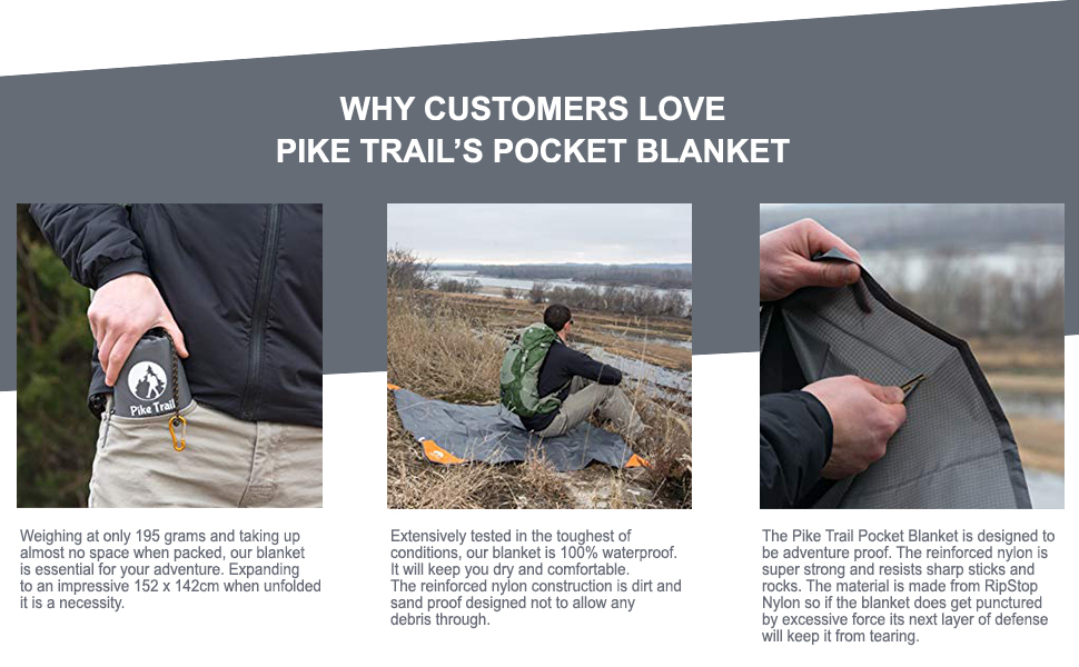 pocket blanket