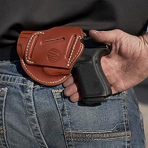 Sig P220 holster owb