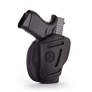 leather glock holster