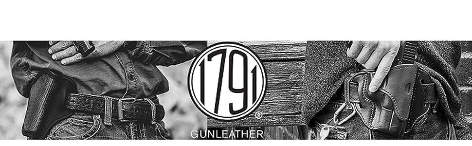 1791 GUN LEATHER