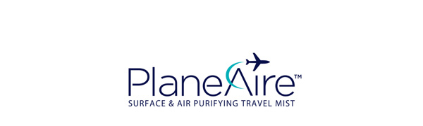 PlaneAire Surface and Air Purifying Travel Mist
