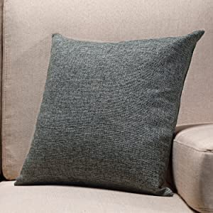 This cushion cover can be used both indoor and outdoor