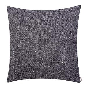 Jepeak home farmhouse modern decorative cotton linen throw pillow covers