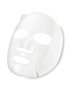 gold supercharged mask