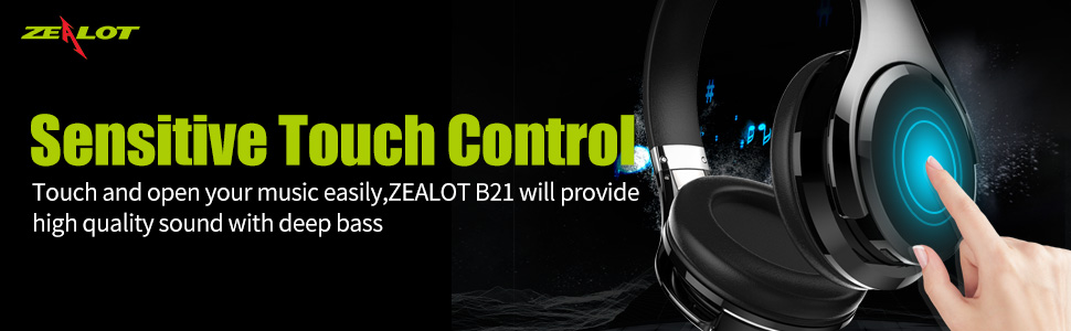 Touch control