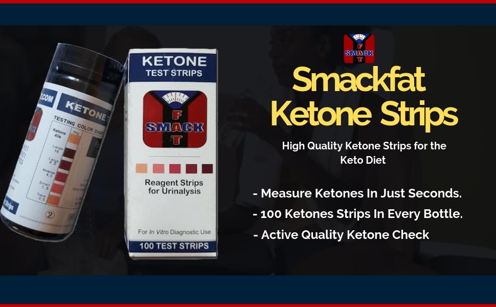 ketone strips