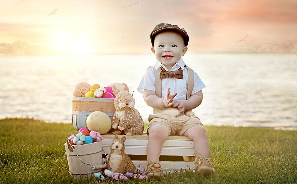 b82aded63 Born to Love Flat Scally Cap Boy's Tweed Page Boy Newsboy Baby Kids Driver  Cap Hat