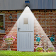 Solar Flood Light for Porch
