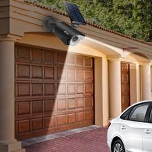 Solar Flood Light for Garage