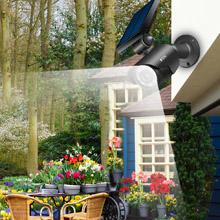 Solar Flood Light for Garden