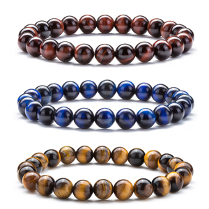 3 Pcs Set Tiger Eye