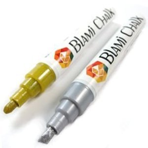 Amazon.com: Blami Arts, 14 rotuladores de tiza líquida de ...