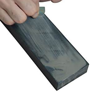 Amazon.com: Grandslam 3000# Natural Whetstone cuchillo ...
