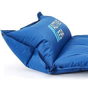 Built-in Pillow: