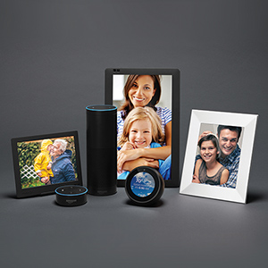 Amazon Alexa, IoT, Smart frame
