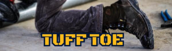 Tuff Toe Boot Logo