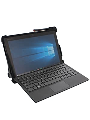 Amazon.com: Gumdrop Cases droptech Funda para Lenovo Miix ...