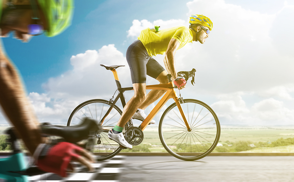 Sports Eigo Coolmax Performance Socks 3-Pack! Running New Cycling Fitness