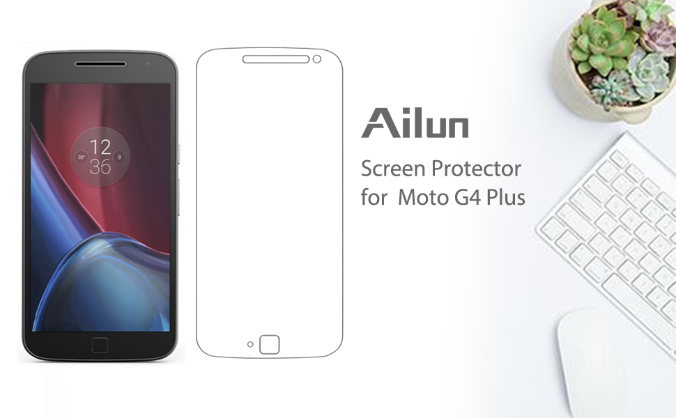 Screen Protector for Moto G4 Plus