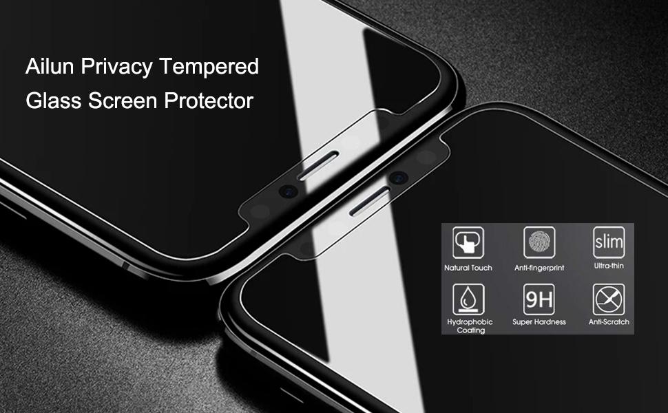 Ailun Privacy Screen Protector