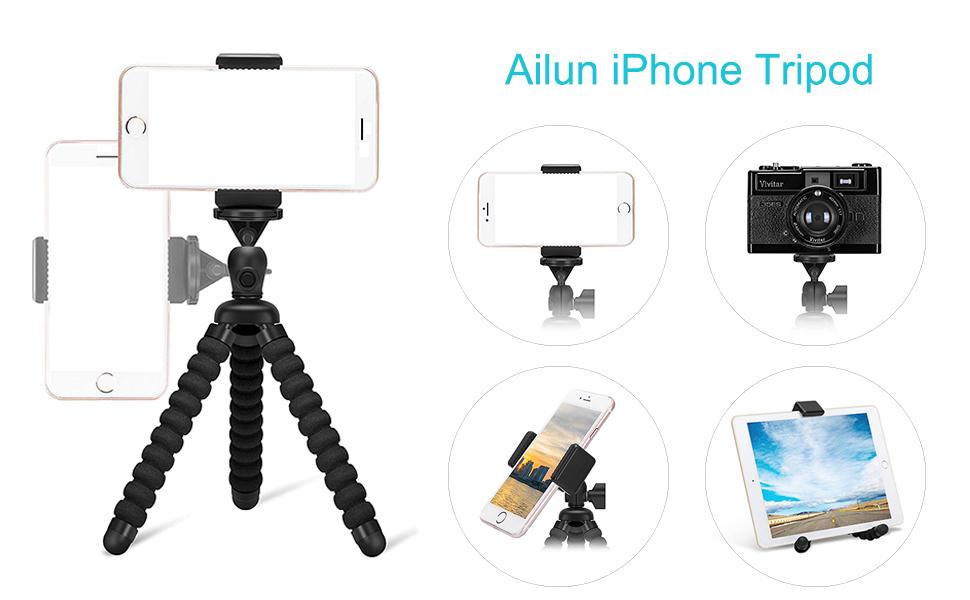 Ailun Phone/Digtal Camera Tripod