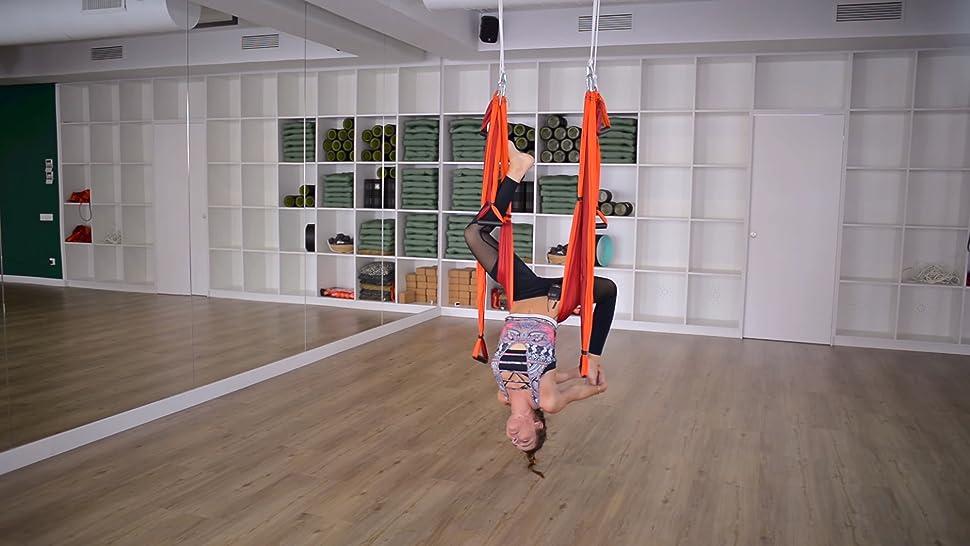 Amazon.com: Yoga Trapecio [ – ] Video tutoriales oficial de ...