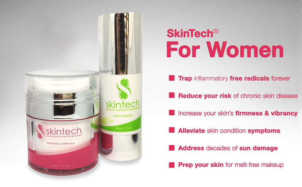 Amazon.com: SKINTECH Skincare Products For Women All-In-One ...