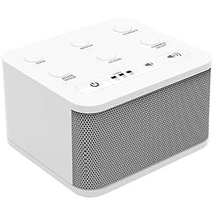 white noise sound machine sleep