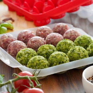 Meatball Maker, Meatball Xpress, kitchen gadget, meatball shaper, easy meatballs