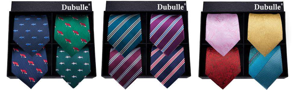 dubulle box tie