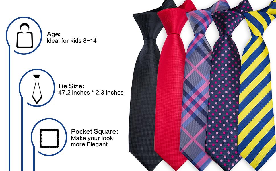 boy ties