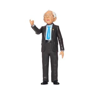 Bernie action figure