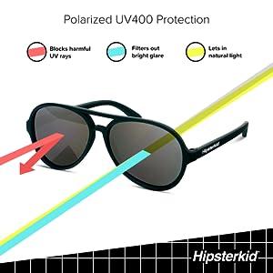 Polarized UV400 protection sunglasses
