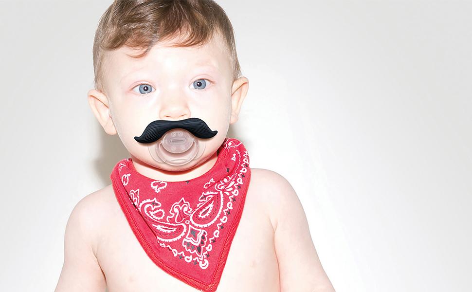 Amazon.com: Chupetes de bebé de FCTRY, Marrón: Baby