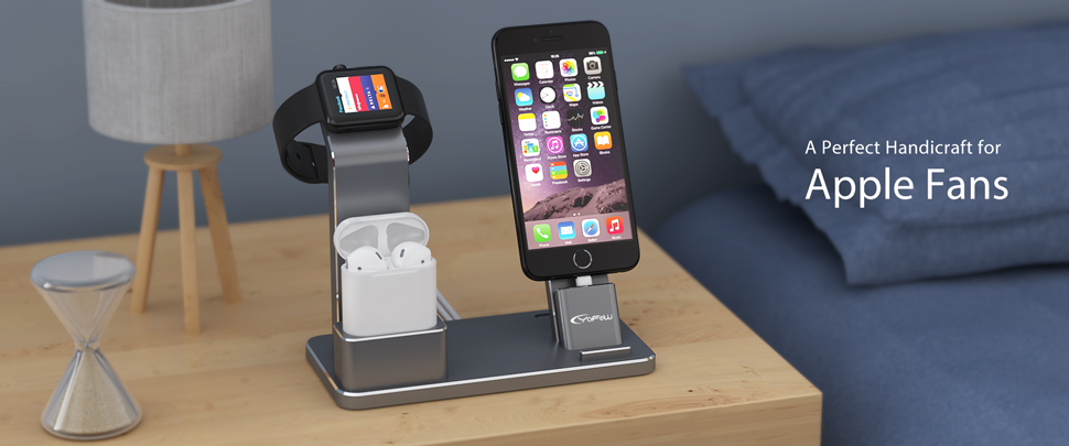 Top 10 Best Apple Watch Charging Docks in 2019