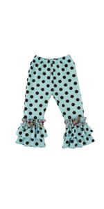 524edfbb9 pants, pettiskirt, tops, cardigan, raincoat, ruffle pants. Wennikids  Children's Little Girls Ruffle Soft Cotton ...
