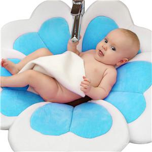Amazon.com: VERNASSA - Bañera de bebé con flores, talla ...