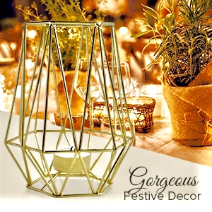 Gorgeous Festive Decor