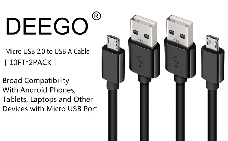 DEEGO cables