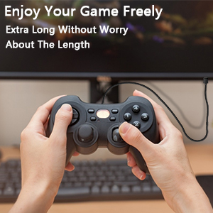 Extra Long for Gaming