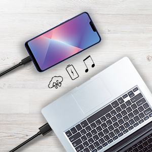 Data Sync and Charging
