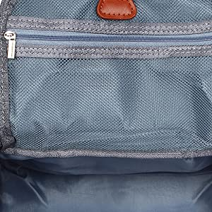 Hanging Toiletry Bag Pack-it-flat Travel Organizer Dopp-Kit