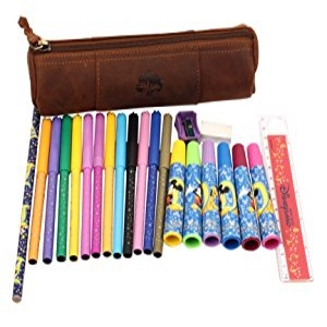 pencil case and stationary